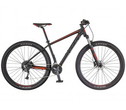 Scott Bike Aspect 940 Black/red (kh), Zwart