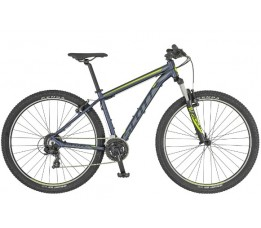 Scott Sco Bike Aspect 780 Dk Blue/yellow (kh) S, Dark Blue