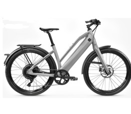 Stromer St1 Light Grey Comfort M, Light Grey