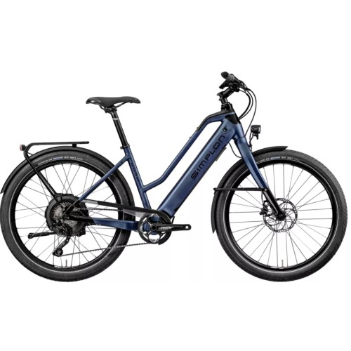 Simplon Kagu Neodrives 10, Denim Blue Matt/black Glossy